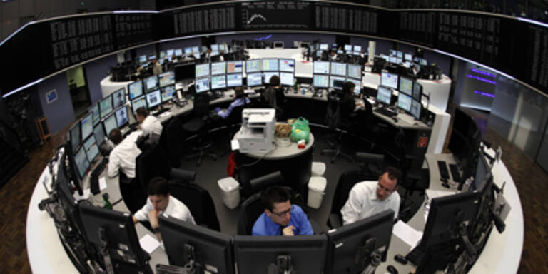 US-Börsen eröffnet mit Abschlägen