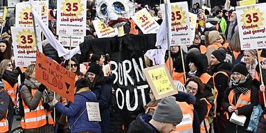 Sozialwirtschaft-Demonstrationen