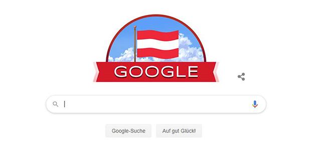 Google-Flagge