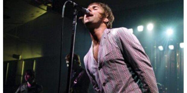 Oasis: 10 Millionen Fans bei Radio-Gig