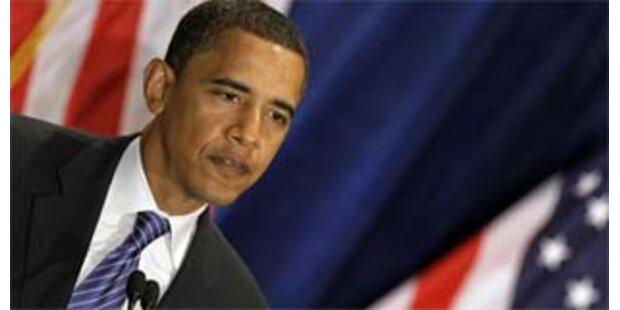Obama ist für die Todesstrafe für Kinderschänder