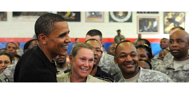 Irak gegen Obamas Abzugspläne