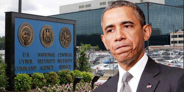 NSA spionierte auch Obama aus