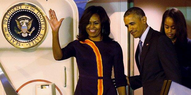 Obama fliegt weiter nach Argentinien