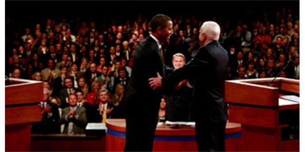 Obama und McCain streiten über Iran & Irak