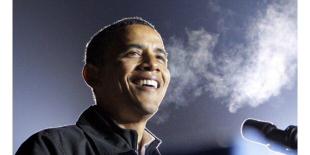Obama läutet eine neue Ära ein