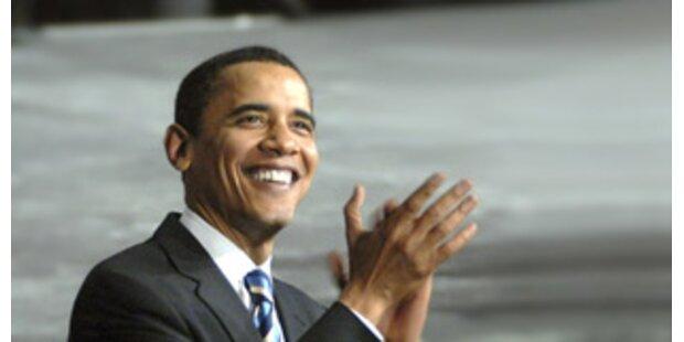Obama räumt bei Vorwahl der US-Demokraten ab