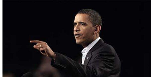 Obama beunruhigt über Hackerangriffe