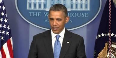 Obama: Wende im Anti-Terror-Krieg
