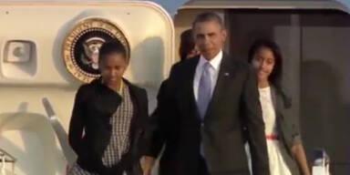 Obama hält Rede vor Brandenburger Tor