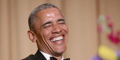 Obama lädt zu Witze-Dinner