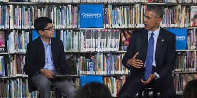 Barack Obama Osman Yaya