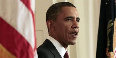 Obama sagt Arabern Unterstützung zu
