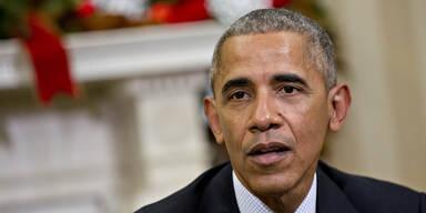 'Wofür?': So reagierte Obama auf den Friedensnobelpreis