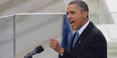 Washington: Obama legt Amtseid ab