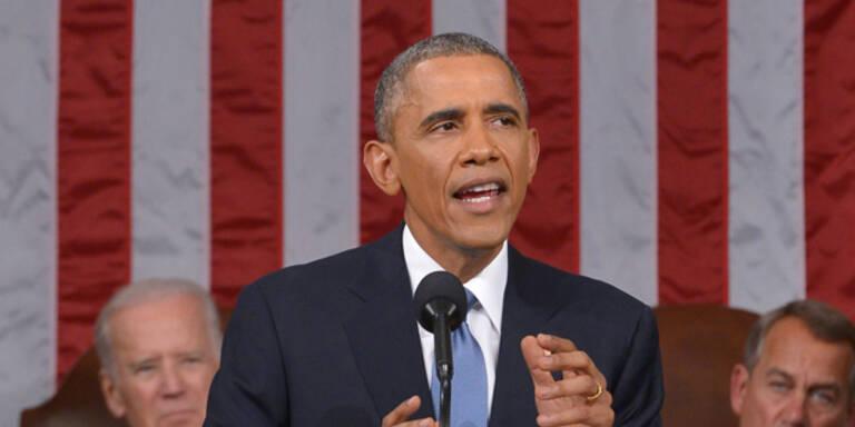 Obama beschwört Neuanfang Amerikas
