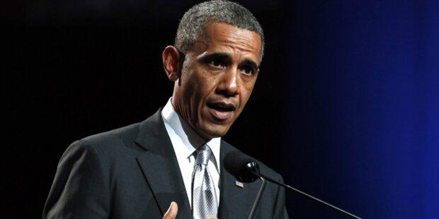 Obama entlässt Chef der Steuerbehörde