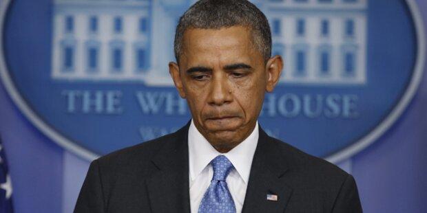 Obama nahm NSA in Spähaffäre in Schutz