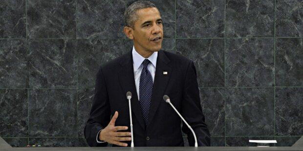 Obama will friedliche Lösung mit Iran