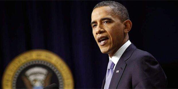 Obama will Ausgaben für fünf Jahre einfrieren