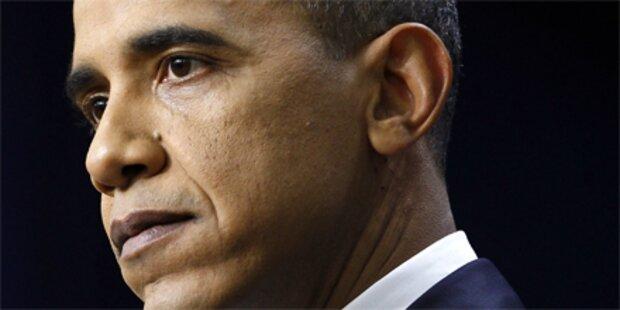 Obama stellte sich seinem Erzfeind