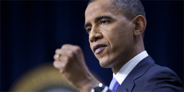 USA: Sanktionen gegen Gaddafi