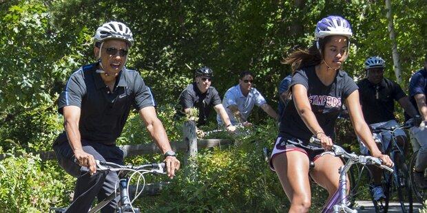 Obamas Ferien sind zu Ende
