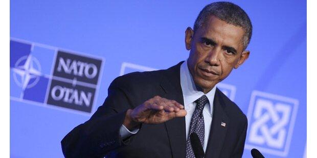 Countdown zur Obama-Rede zum ISIS-Krieg