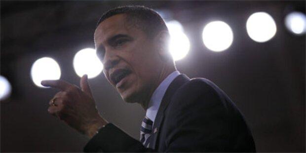 Obama setzt den Rotstift an