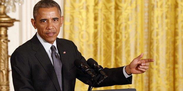 Obama will US-Boden- Truppen gegen ISIS