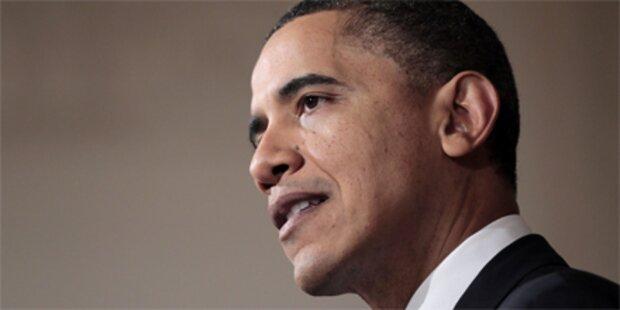 Barack Obama unterstützt Homo-Ehe
