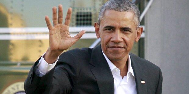Obama tritt historische Reise nach Kuba an