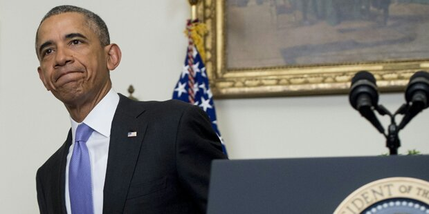 Obama: So kaputt ist das Weiße Haus
