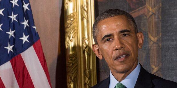Obama: Präsidentschaft ist keine Reality-Show