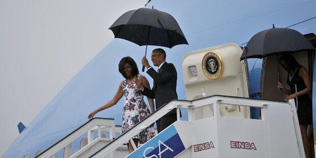 Obama nicht von Castro empfangen