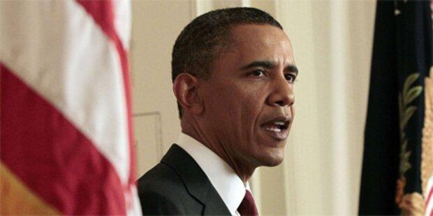 So verkündete Obama den Tod des Terrorfürsten