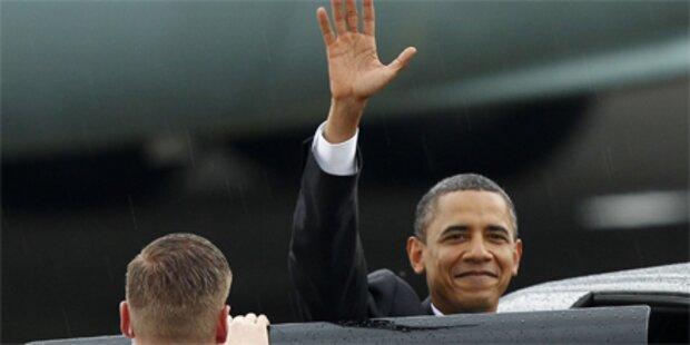 Obama besucht das Land seiner Kindheit