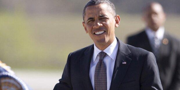 Brandanschlag auf Obamas Wahlkampfbüro