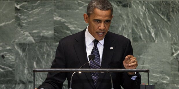 Obama droht Iran mit Krieg