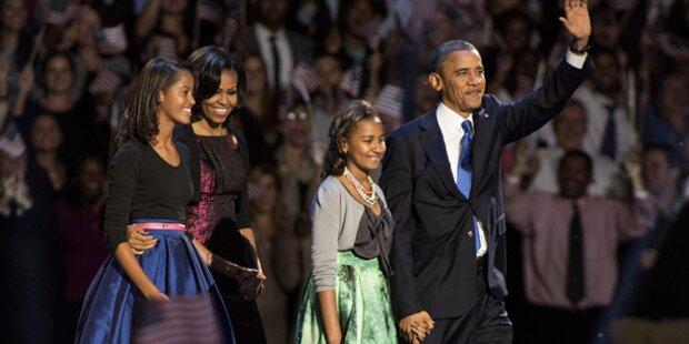 Barack Obama sucht neue Nachbarn