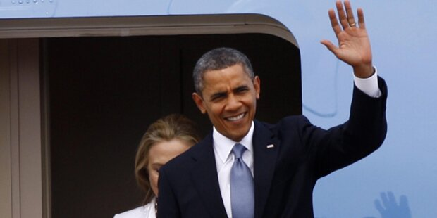 Jubel über Obama in Burma