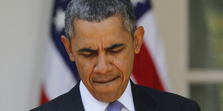 """Budgetstreit für Obama """"völlig unnötig"""""""