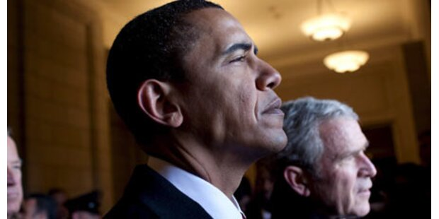 Keine Jubel-Party nach 1 Jahr Obama