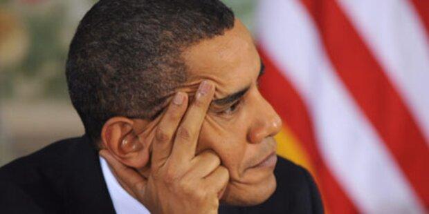 Ein bitterer Abend für Obama