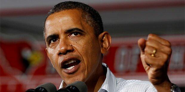 Sandy bringt Obama in Front