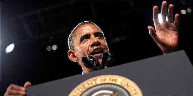 Obama vor zweiter Amtszeit