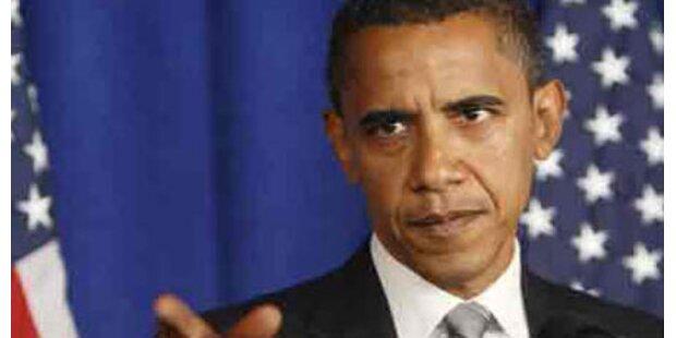 Obama: Nordkorea versenkte das Schiff