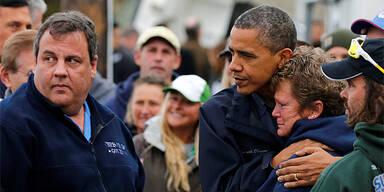 Obama: Wahl-Kampf im Krisengebiet