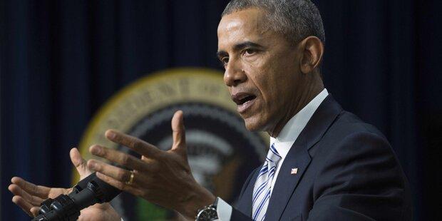 Obama legt Veto gegen Öl-Pipeline ein