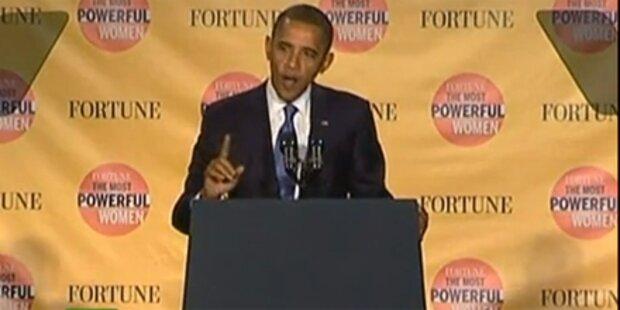 Barack Obama verliert sein Siegel